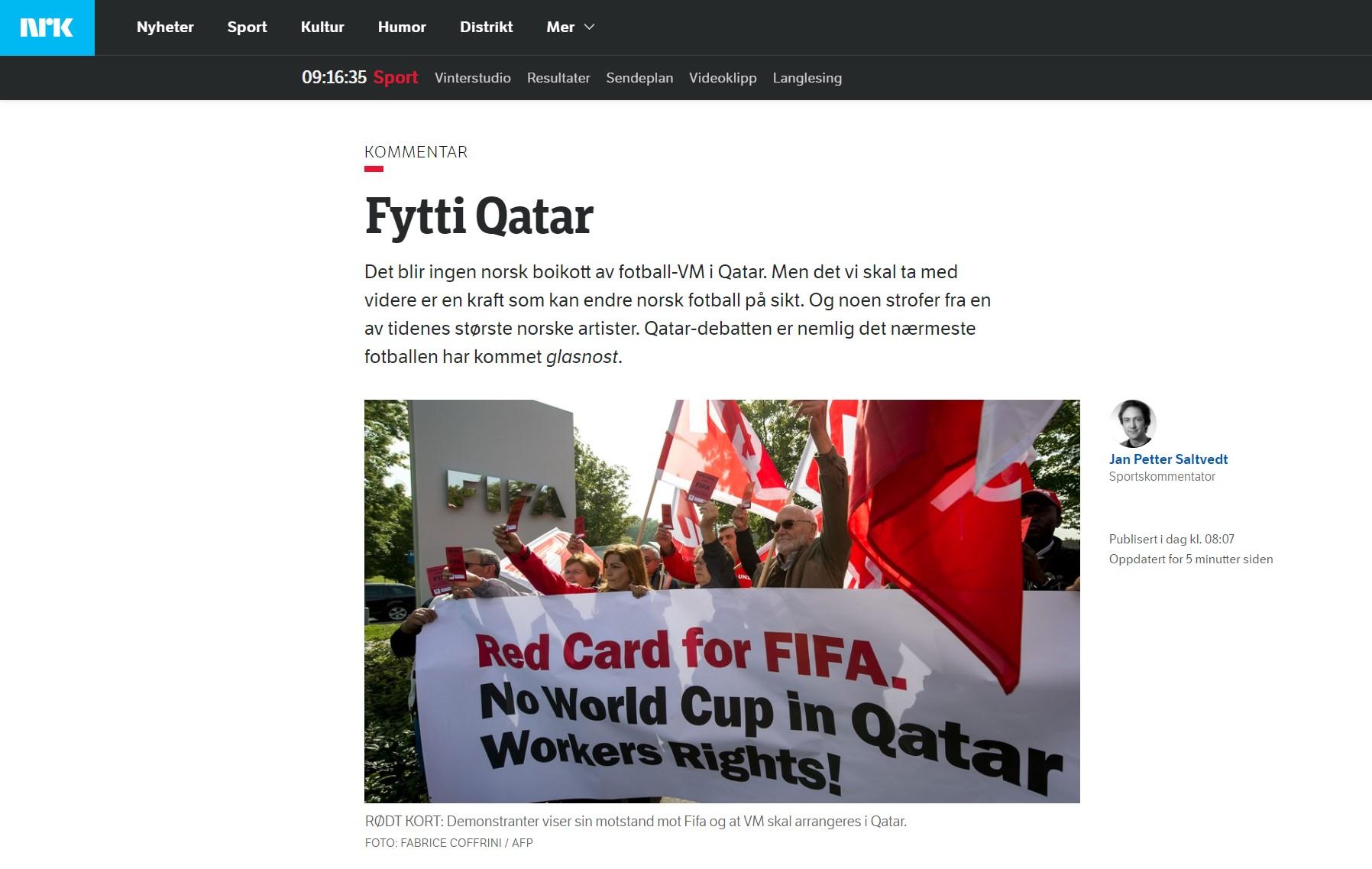Fytti Qatar