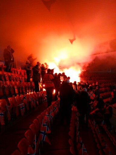 Hva skjedde egentlig på Norge – Albania?